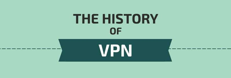 History of VPN - The Quest for A Better Internet