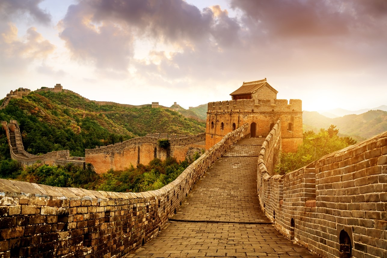 Travel VPN - The Great (Fire)Wall of China